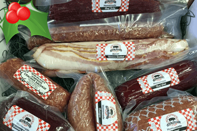 Mom Wilson's Country Sausage | Holiday Favorites Gift Basket
